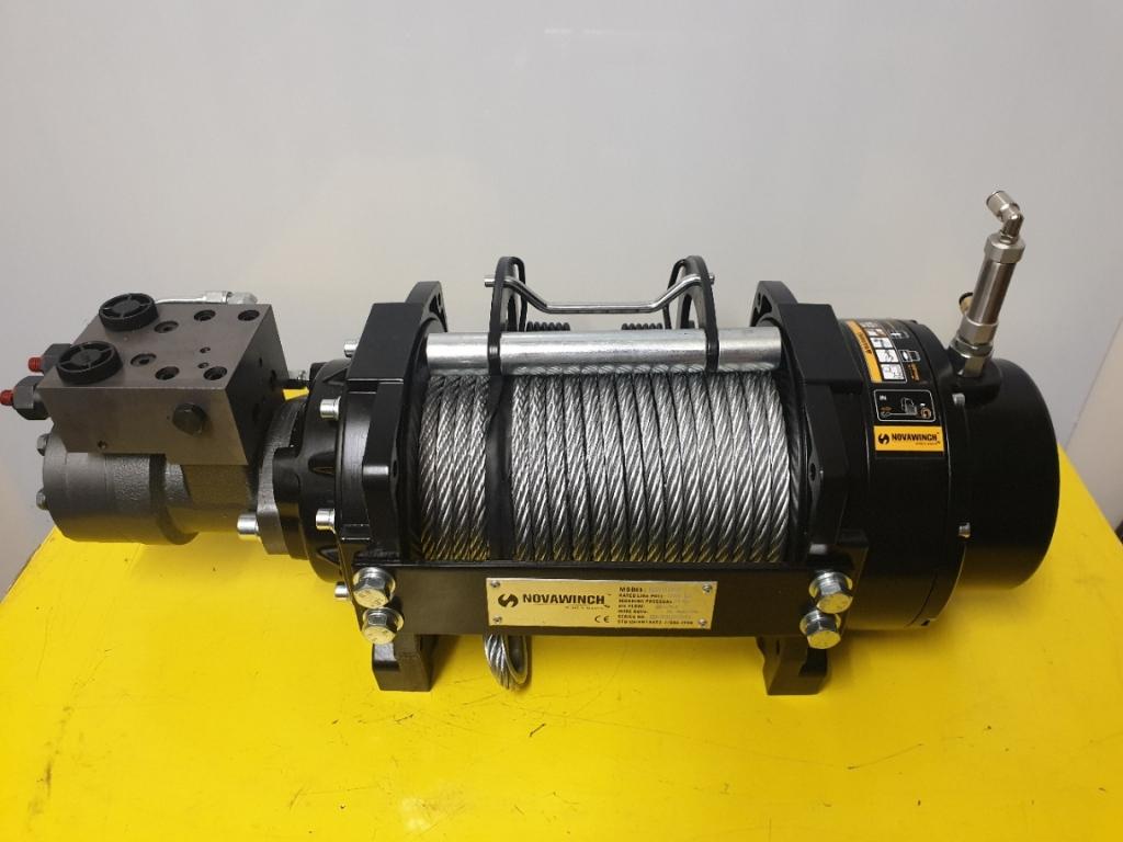 Novawinch Hydraulic winch