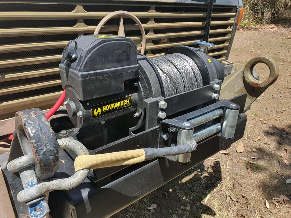 Novawinch 24v Electric winch